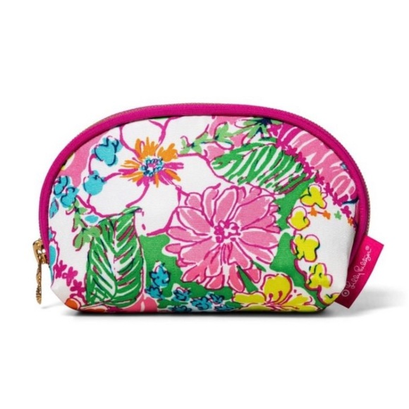 Lilly Pulitzer Target clutch bag Nosey Posie